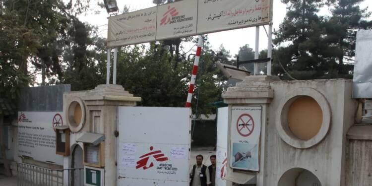 L'US Army dit avoir mené le raid à Kunduz à la demande afghane