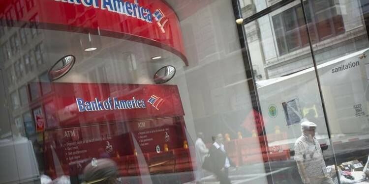 Bank of America bénéficiaire au 1er trimestre