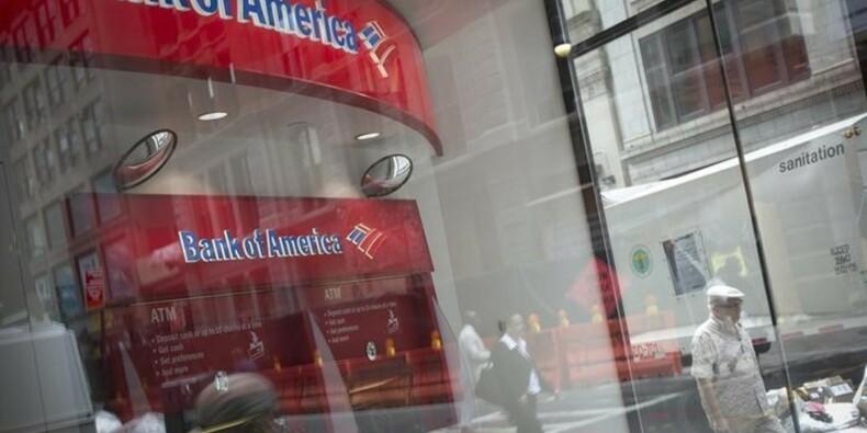Bank of America bénéficiaire au 1er trimestre