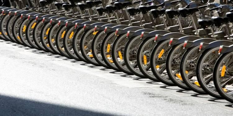 Les vélos en libre-service à l'heure des innovations