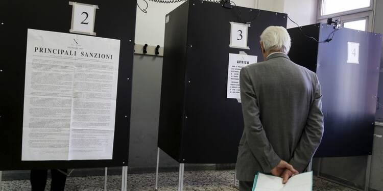 Matteo Renzi contesté dans les urnes en Italie
