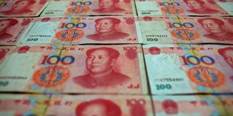 La Chine saisit des milliards d'argent public non investi