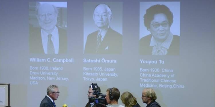 Le Nobel de médecine va à la recherche contre les parasites