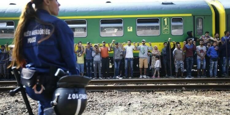 La crise des migrants, un moment clé pour l'Europe, dit le HCR