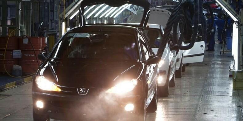 PSA Peugeot Citroën en discussions avancées pour revenir en Iran
