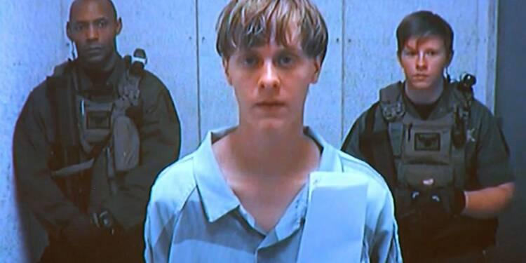 Le suspect de la tuerie de Charleston maintenu en détention
