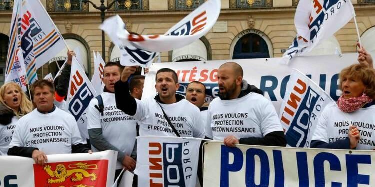 Manuel Valls tente de désamorcer la fronde policière