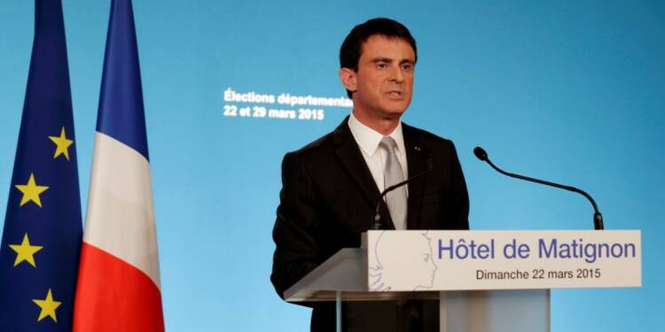 Manuel Valls appelle à faire barrage au Front national
