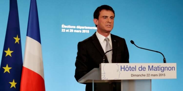 Manuel Valls appelle à faire barrage au Front national