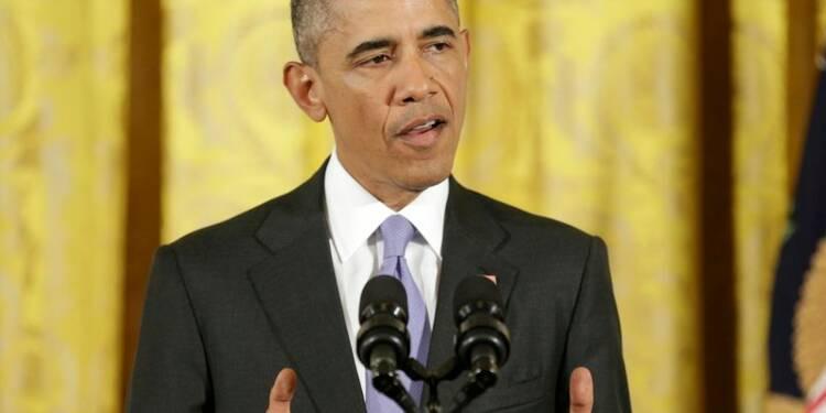 "Barack Obama défend l'accord ""historique"" avec l'Iran"