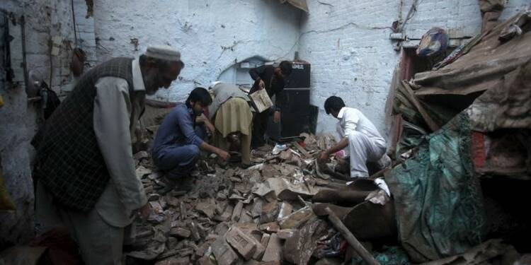 Un séisme fait plus de 200 morts en Afghanistan et au Pakistan