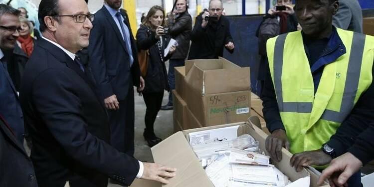 Chahuté, Hollande installe une agence pour les banlieues