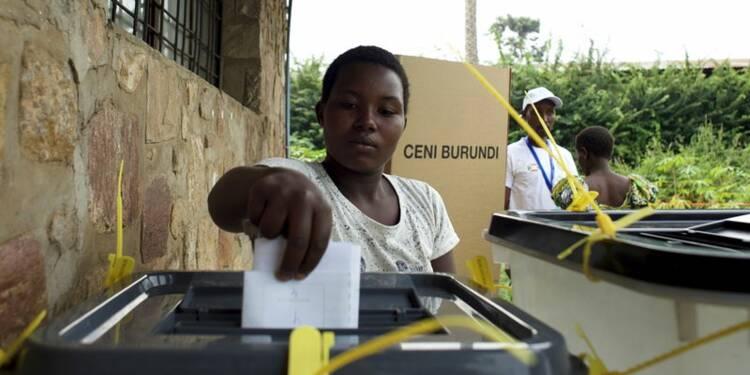 Elections législatives et municipales contestées au Burundi