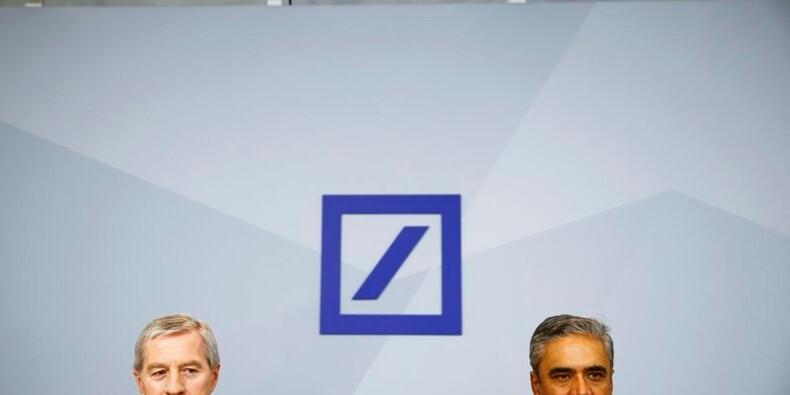 Deutsche Bank peine à convaincre sur sa restructuration