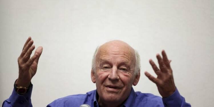 Décès de l'écrivain anticapitaliste uruguayen Eduardo Galeano