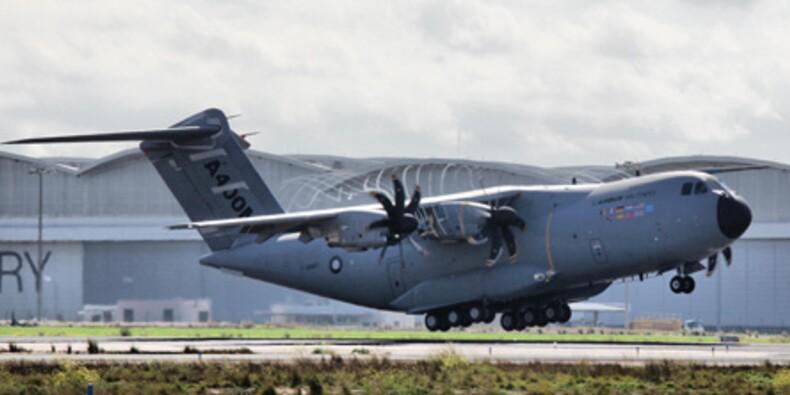 Méfiance des armées après le crash de l'Airbus A400M à Séville