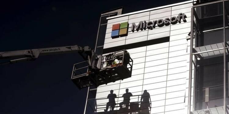 Microsoft restructure sa téléphonie et supprime 7.800 emplois