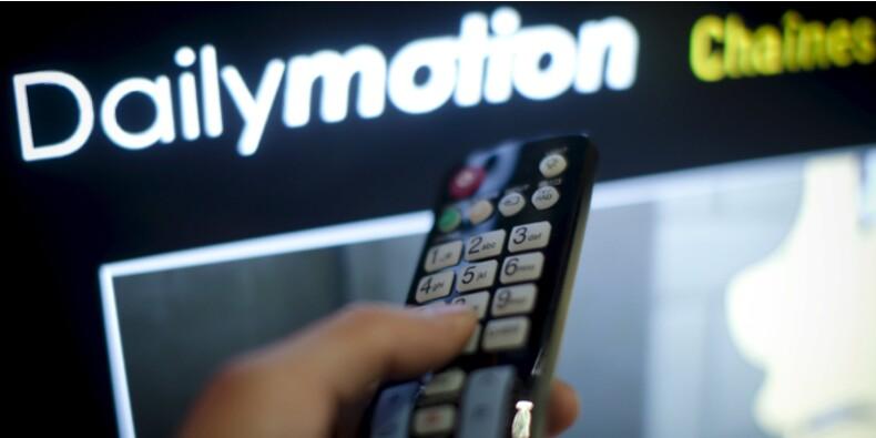 Vivendi veut mettre la main sur Dailymotion