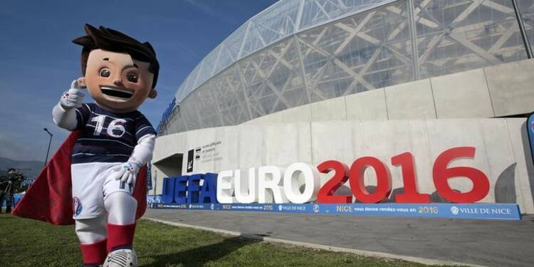 L'UEFA confirme que l'Euro de football se jouera en France
