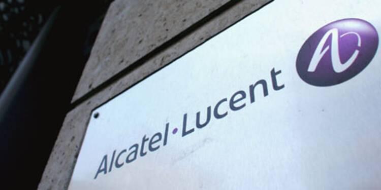 Alcatel-Lucent lance un emprunt, l'action trébuche
