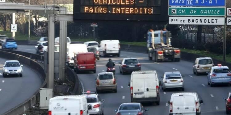 Les Verts veulent la circulation alternée automatique