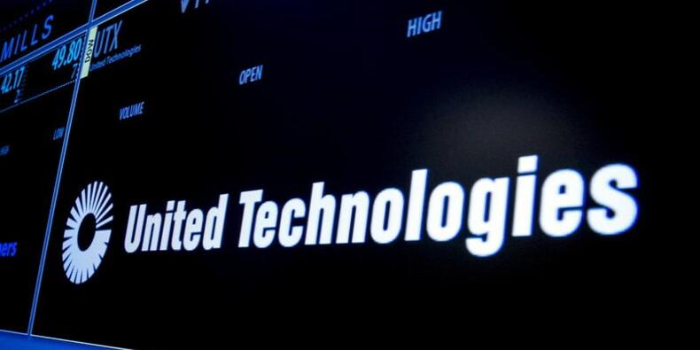 United Tech abaisse ses prévisions de bénéfice annuel