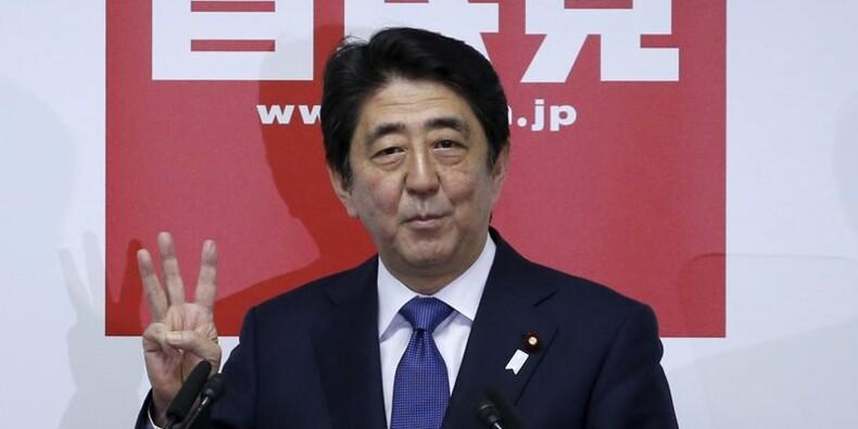 Shinzo Abe veut augmenter le PIB du Japon de 25%