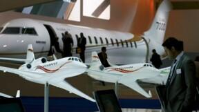 Dassault présente le Falcon 5X, son 2e nouveau jet en six mois