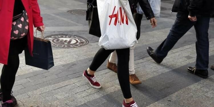 H&M a accru ses ventes de 14% en juin