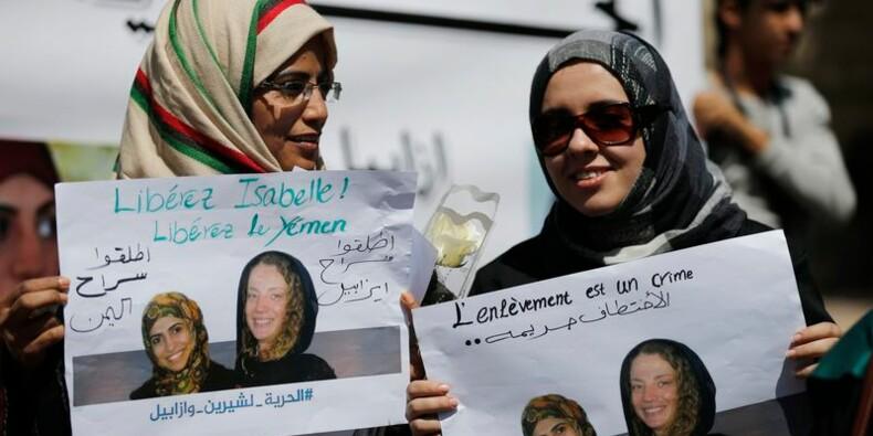 Une Française aurait été libérée au Yémen, Paris prudent