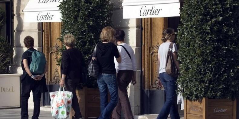 Butin de 17,5 millions pour les voleurs chez Cartier à Cannes