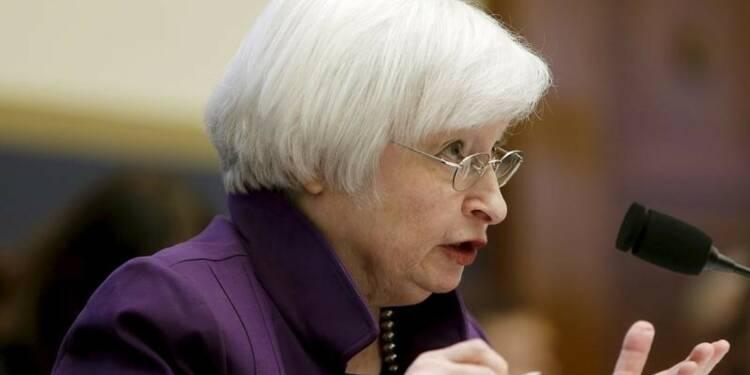 Janet Yellen juge possible une hausse de taux en décembre