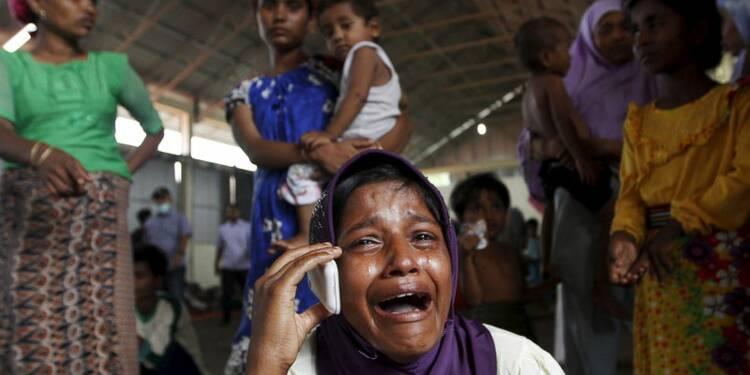 La Malaisie intercepte un bateau refoulé par la Thaïlande