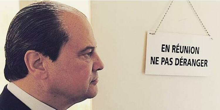 Avec Jean-Christophe Cambadélis, premier secrétaire du Parti socialiste :  (ré)animer une réunion