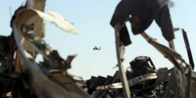 Moscou partagerait la thèse de la bombe à bord de l'A321