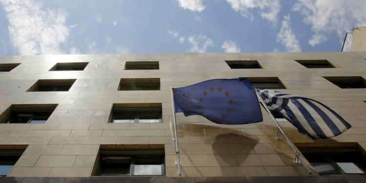 Les banques grecques financées tant qu'elles seront solvables