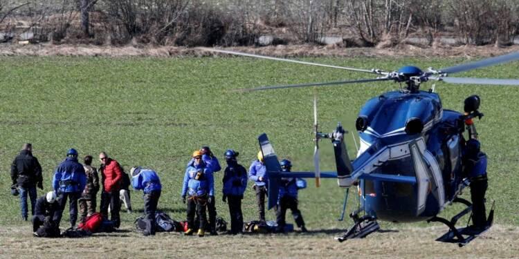 Les familles des victimes attendues sur les lieux du crash
