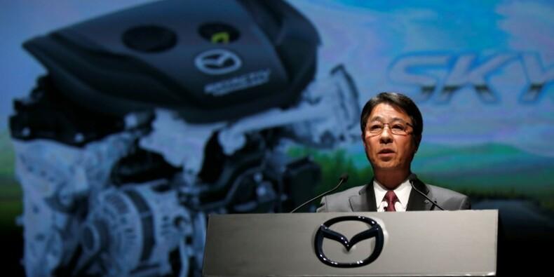 Mazda devrait pâtir des effets de change sur l'exercice