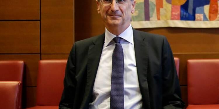 François Villeroy de Galhau confirmé comme gouverneur de la BdF