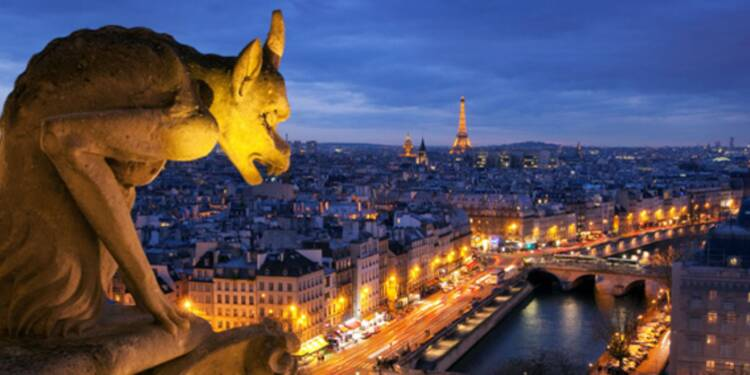 Immobilier : le mètre carré parisien bientôt sous la barre symbolique des 8.000 euros