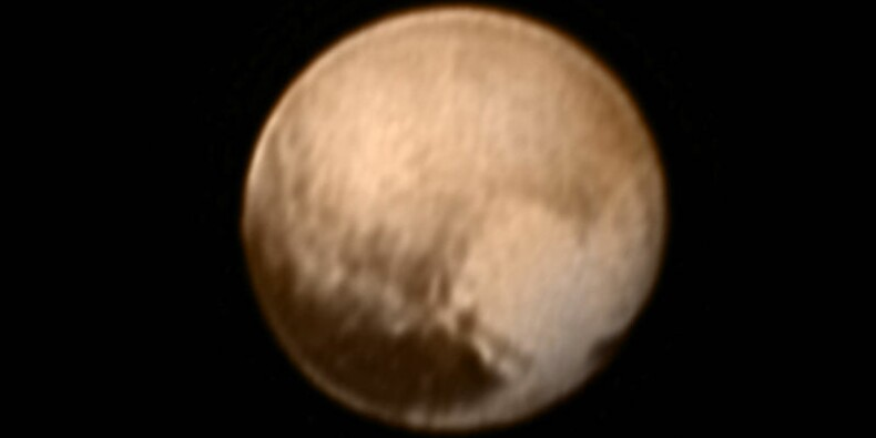 La sonde New Horizons a dépassé Pluton sans encombres