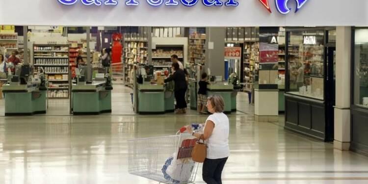 Carrefour porté au 1er trimestre par la France et le Brésil