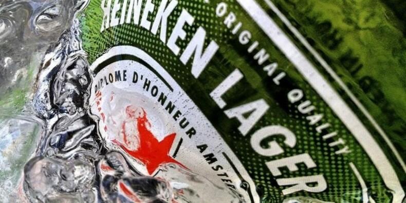 La Bourse salue la performance commerciale de Heineken