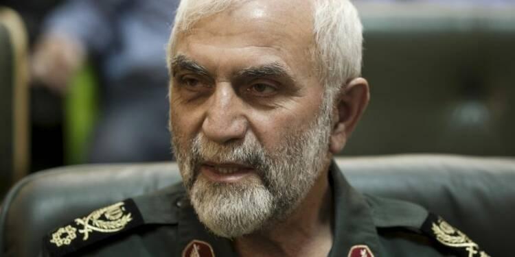 Un général iranien tué près d'Alep, où l'EI gagne du terrain