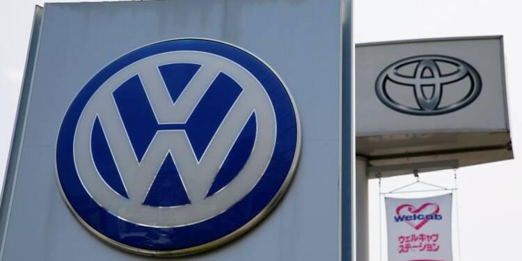 COR-Volkswagen devient le premier constructeur mondial devant Toyota