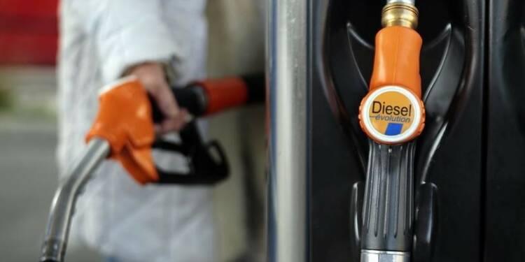 La part du diesel dans les voitures neuves recule