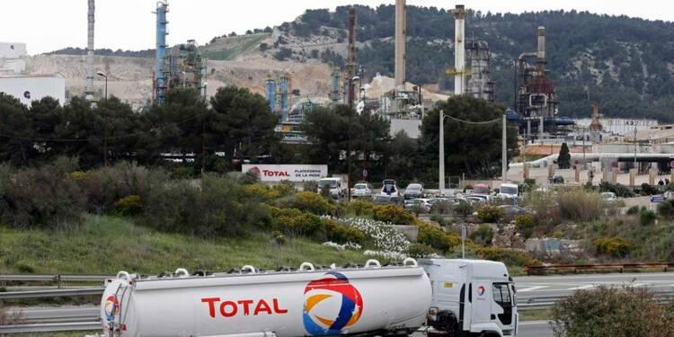 Total va arrêter le raffinage de brut à La Mède