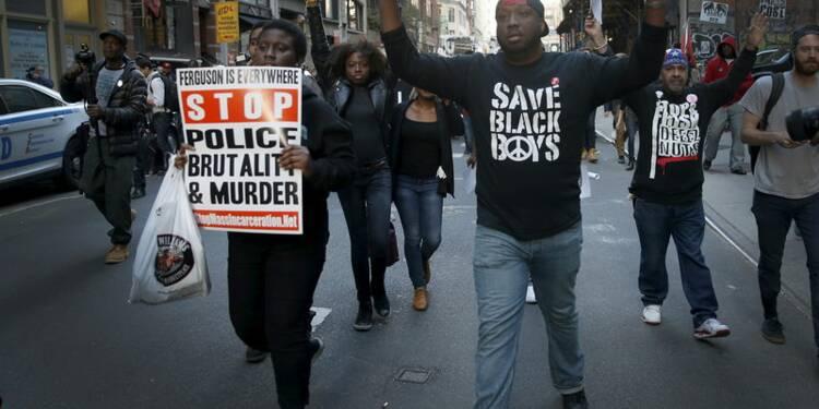 La police de Baltimore rend son rapport sur Freddie Gray