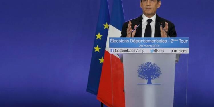 Les Français ne nous ont pas donné un blanc-seing, dit Sarkozy