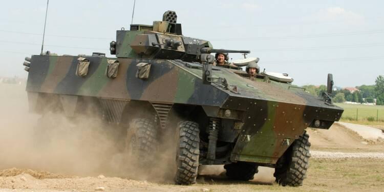 Alliance franco-allemande dans les chars d'assaut pour conquérir le monde